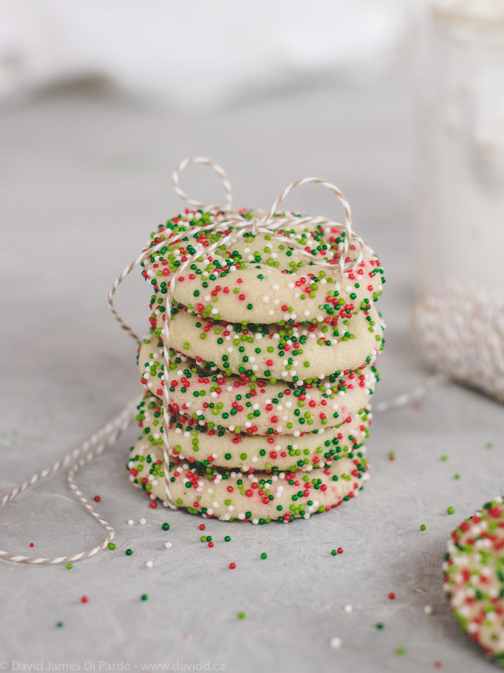 Dairy-Free Olive Oil Sugar Cookies
