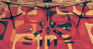 micrófonos david de la fuente