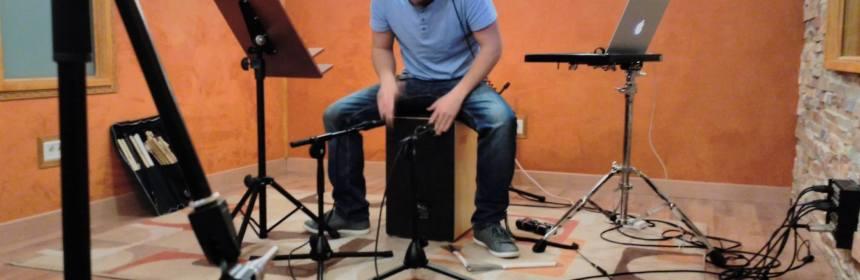 grabación online de cajón
