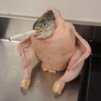 """Dybbuk shmybbuk, I said """"more ham!"""""""