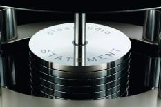 Clearaudio Statement v2 self-levelling pendulum detail