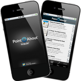 There's an app for that - PointAbout iPhone App