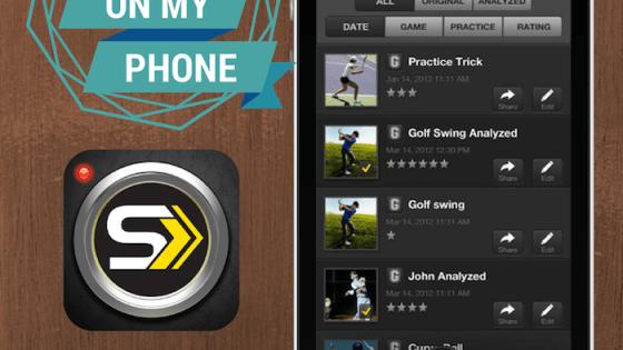 What's on My Phone: SKLZ Cam - David DeWolf