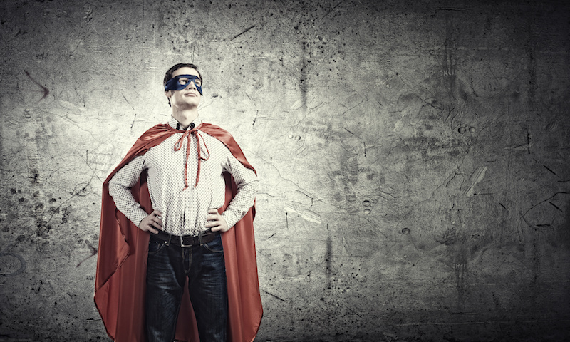 Do You Have Superman Syndrome? - David DeWolf