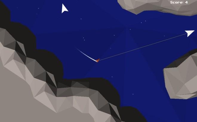 arrow to target