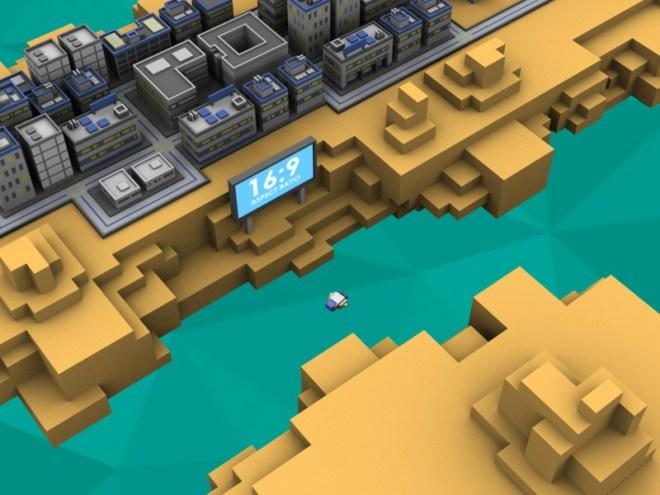 Magicavoxel terrain