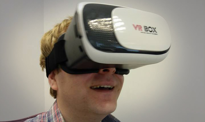 Who needs actual reality when you have VIRTUAL REALITY!!