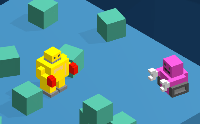 New playable bot added to BotSumo