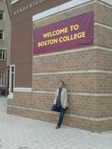 Boston College MA