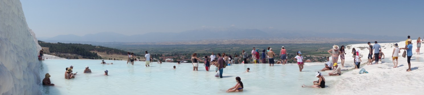 Izmir-Pamukkale: Back in the groove