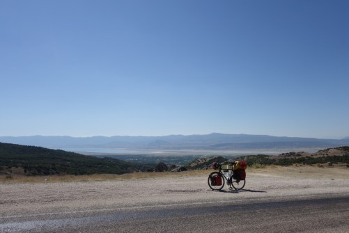 Pamukkale-Konya: Steep Mountains and Salt Lakes