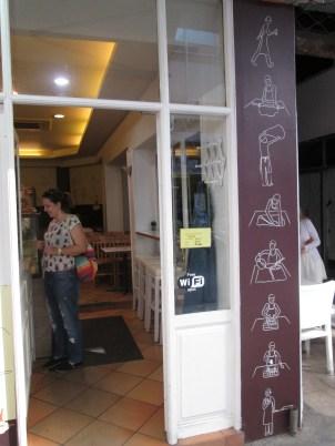 bougatsa shop