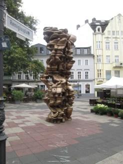 Scultura a Bonn
