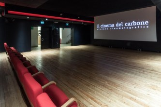 Cinema Oberdan, Il cinema del carbone, Mantova - immspazio - Ph davidegalliatelier