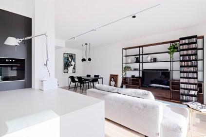 Appartamento Kaboom!, Parma - Reload Architecture - Ph. Davide Galli Atelier