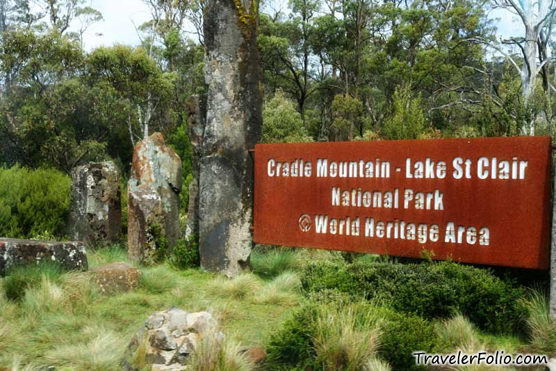 cradle-mt-lake-st-clair-entrance