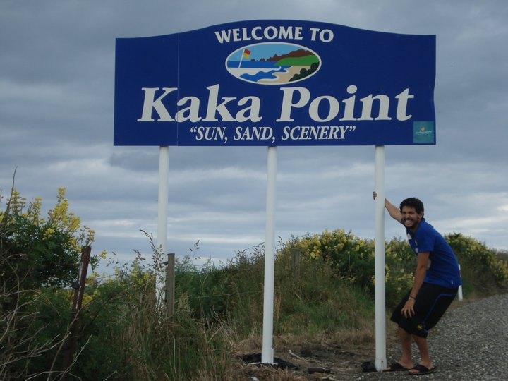 nz kaka point