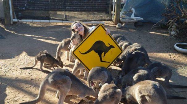 chanelle en australie
