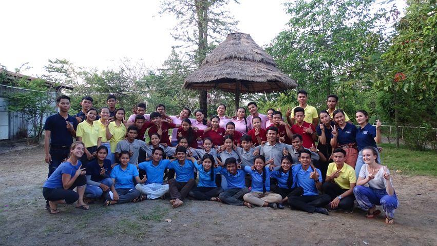 ONG au Cambodge
