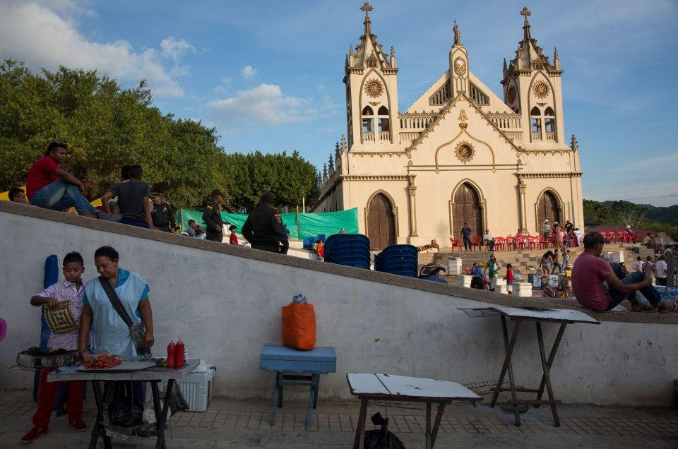 Festival nacional de gaitas en Ovejas, Sucre