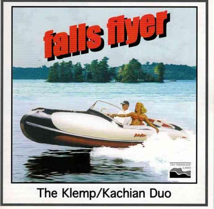 Falls Flyer: The Klemp-Kachian Duo