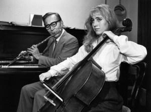 flute and cello