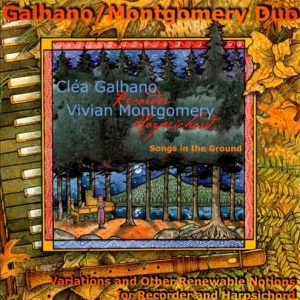 Songs in the Ground: Galhano/Montgomery Duo