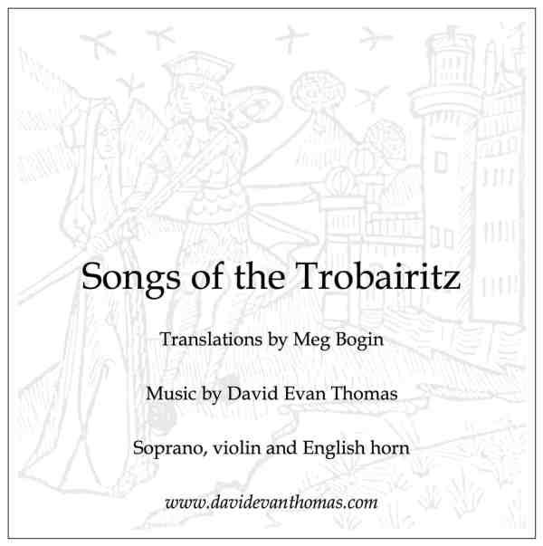 Trobairitz cover