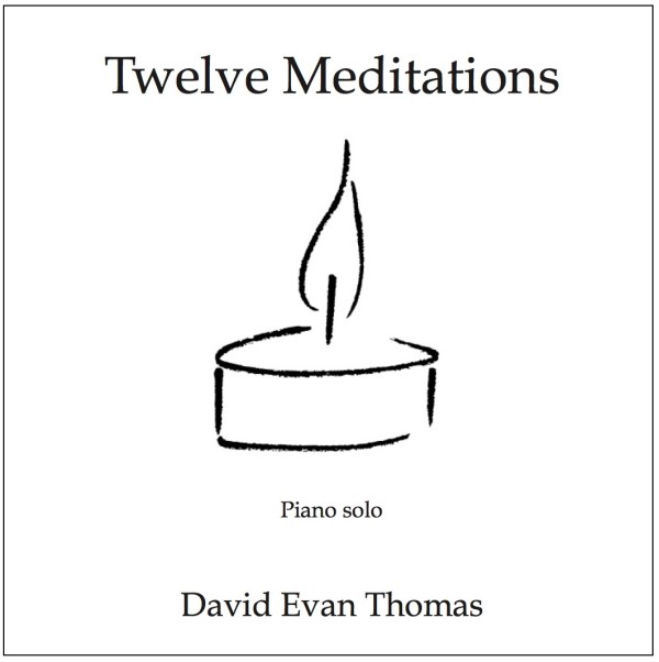 drawing of candle for meditations