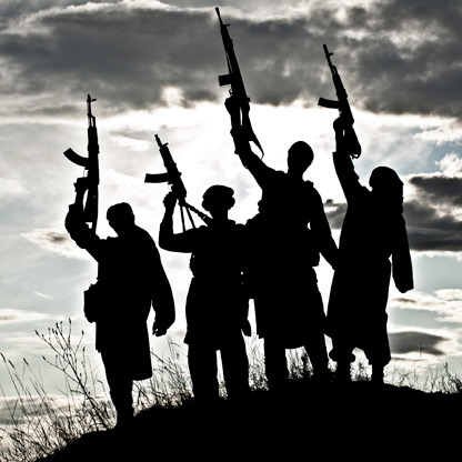 silhouette-of-terrorists