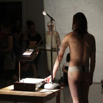 Always Be(come) a Unicorn #4 Performance Art David Frankovich