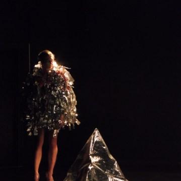 Invisibility Cloak (Prototype 1) Performance Art David Frankovich