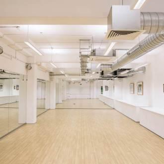 Dance Studio Hire Image
