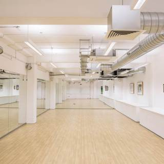 Dance Studio Hire Image