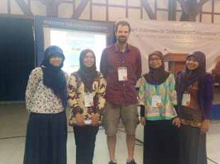 RSC Symposium on Computational Chemistry, Institute Tecknologi Bandung, Java
