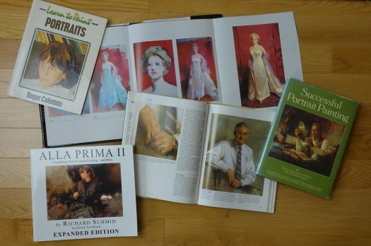 Images of How To books - essential reading for new artists