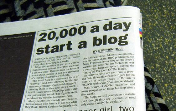 plan de marketing para tu blog