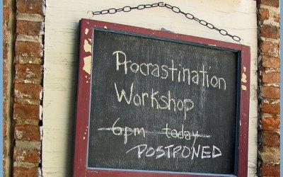 5 tips para vencer la procrastinación