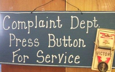 Seis pautas para la gestión de las quejas