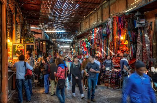 El mercado, ¿son conversaciones o discusiones?