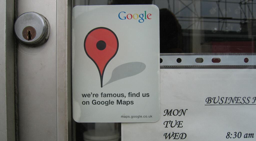 como poner mi negocio google maps