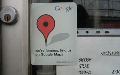 Cómo hacer que mi negocio salga en Google Maps