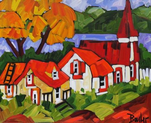 Marie-Claude Boucher Artist