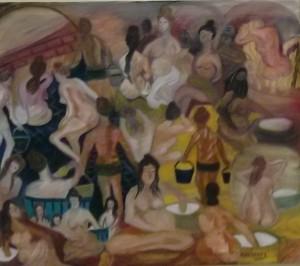 חמאם במרוקו - אליס קדוש
