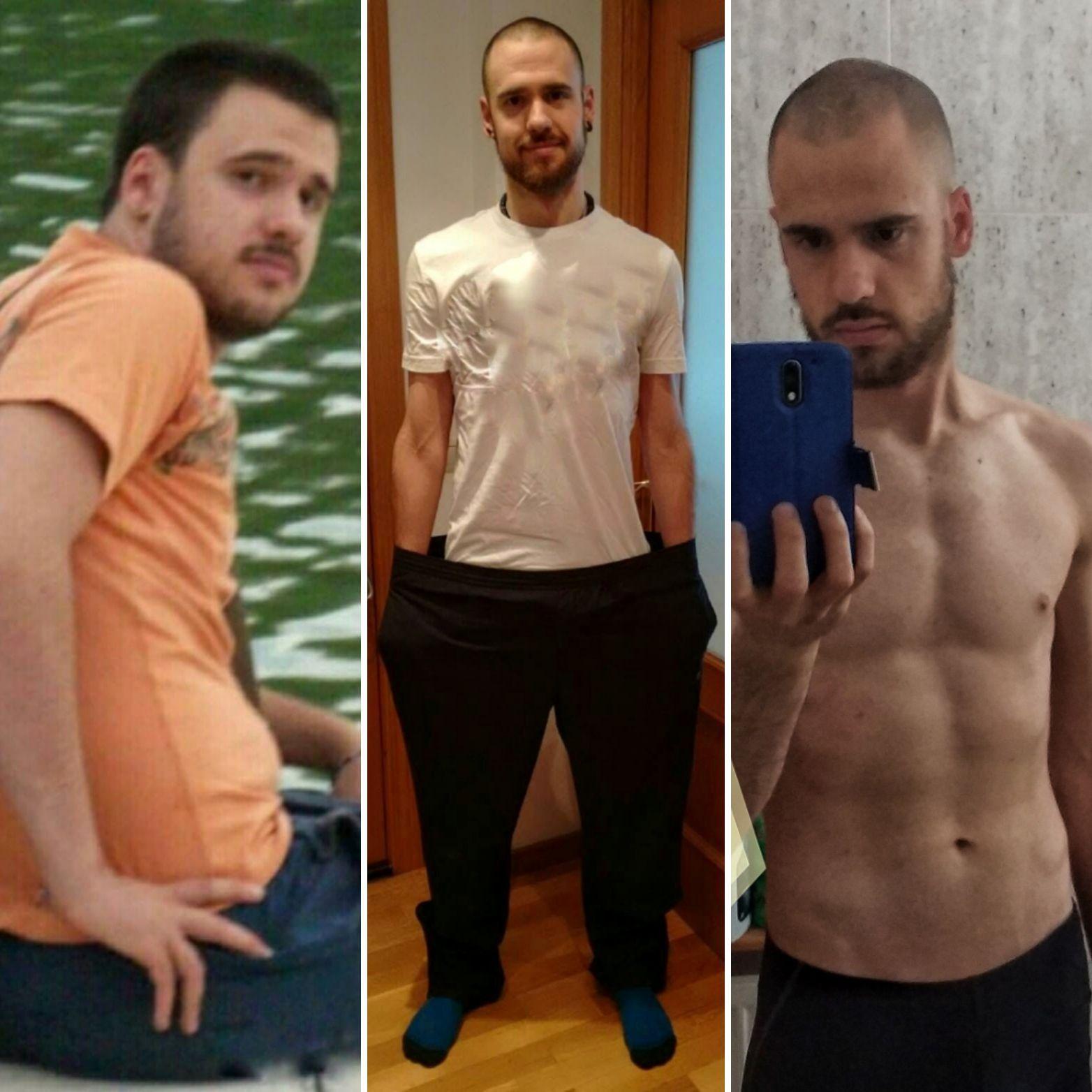 Increíble Transformación Física | Pierdo 30 kilos