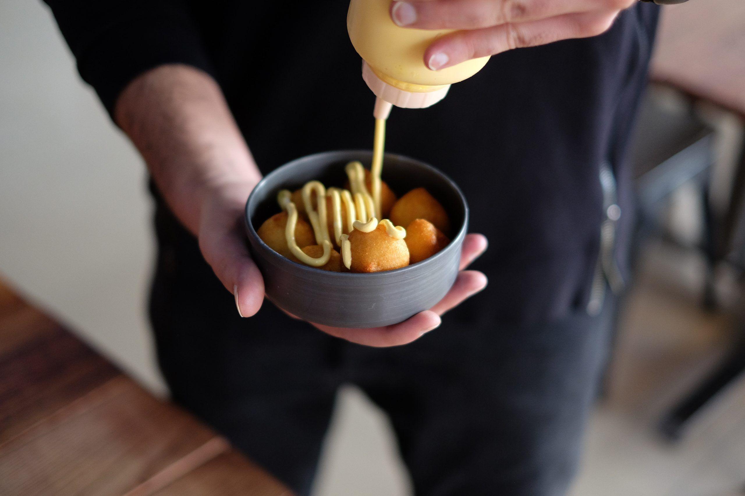 Alioli Casero Sin Huevo y BAJO EN GRASA | David Guibert Chef