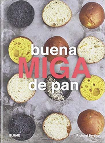 Libro con recetas de pan diferentes e innovadoras