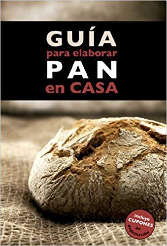 Libros de pan casero típicos de España