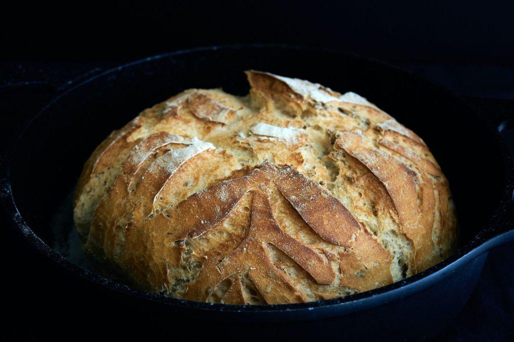 Hacer pan casero de masa madre en invierno