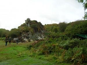 Brynberian Quarry - Stonhenge (1)